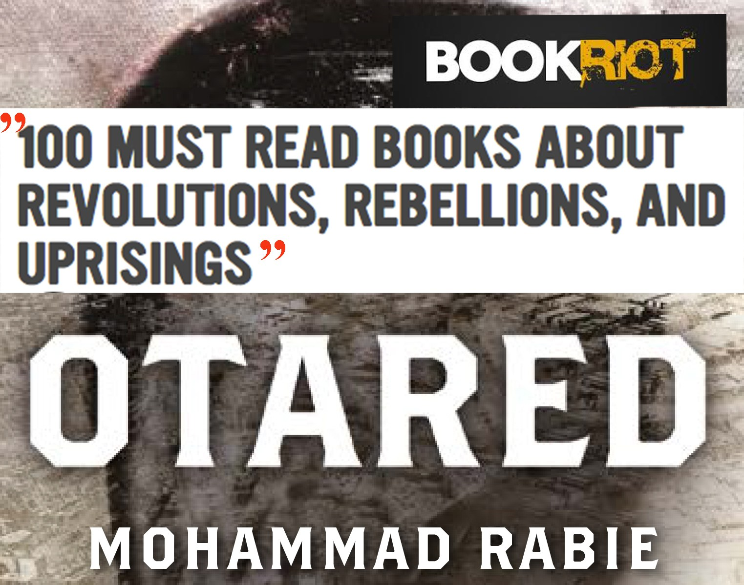 'Otared' on 100 Must Read Books About Revolutions – Hoopoe .